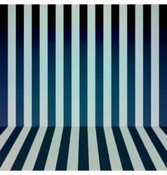 Color stripes background vector image