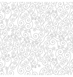 background pattern with arabesque in spiral vector image