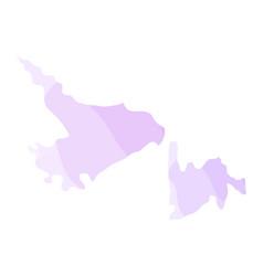 newfoundland and labrador vector image