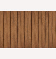 a texture of wood planks vector image