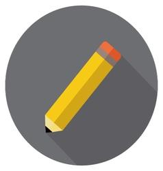 Pencil icon vector