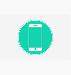 samrtphone icon sign symbol vector image