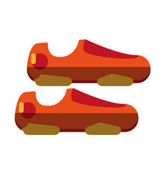 exercise shoes icon image vector image