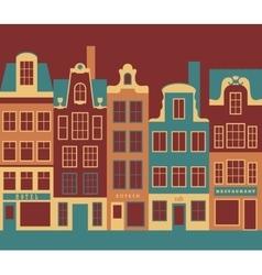 Amsterdam vector