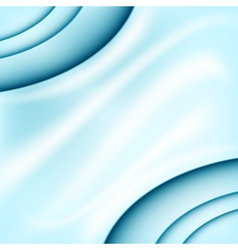 abstract lightblue background vector image