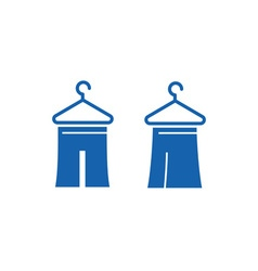 Clothing-380x400 vector image vector image