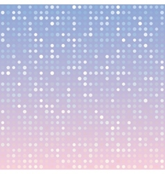Blue serenity and pink rose quartz gradient vector