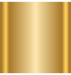 Gold texture seamless pattern ribbon vector image vector image