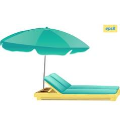 parasol vector image