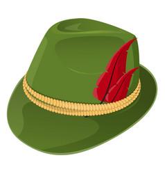 bavaria hat stock vector image