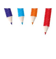 drawing pencil deig vector image
