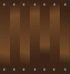 oktoberfest wooden background vector image