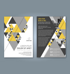 Cover annual report 1148 vector