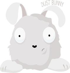 Dust bunny vector