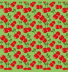 Fresh organic fruit background vector