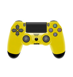 game controller in vector image