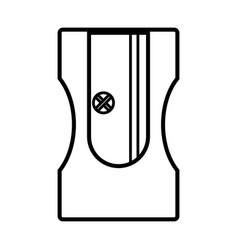 sharpener icon image vector image