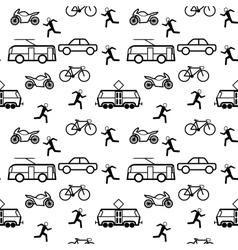 Urban transport vector image