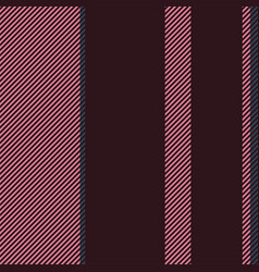Vertical stripes seamless pattern lines abstract vector
