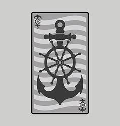anchor1V vector image vector image