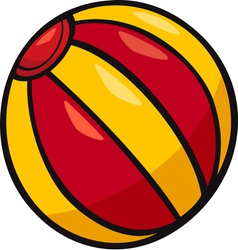 Ball clip art cartoon vector