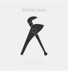caliper icon vector image