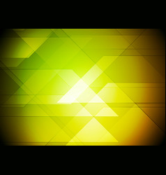 Colorful abstract tech geometric background vector