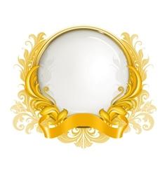 Luxury Frame vector image