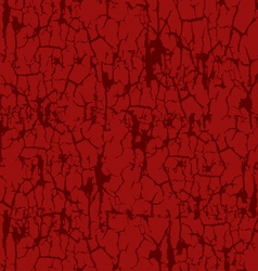 cracked abstract background vector image vector image