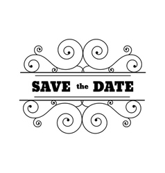 Save date vector