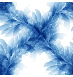 Seamless Tender background with blue abstract vector image