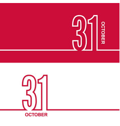 Set template banners vector