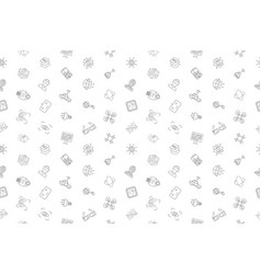 technology of future pattern vector image