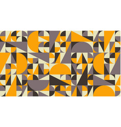 Geometric modern abstract background vector