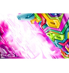 Graffiti vector image