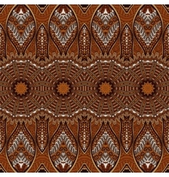 Tribal ethnic fashion abstract pattern vector