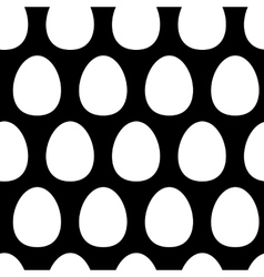 Abstract polka dot seamless pattern vector