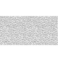 hand-drawn black and white seamless texture with vector image