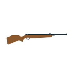 Tranquilizer animal gun stick control spring vector