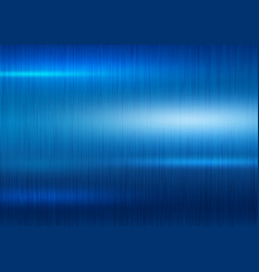 Blue metal texture background vector