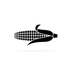 corn icon concept for design vector image