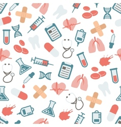 Doctor seamless pattern vector