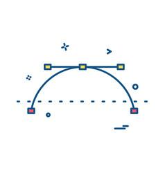 icon design vector image