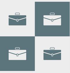 Case icon simple vector