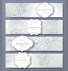 wedding ceremony booklet vector images 44