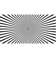 Starburst or sunburst backdrop background art vector