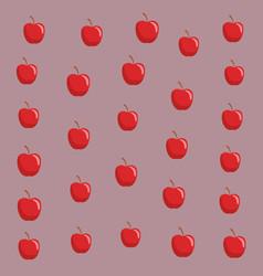 delicious fruit cartoon vector image