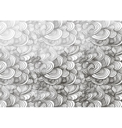 Waves backdrop for your creative ideas vector