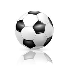 Soccer-ball vector