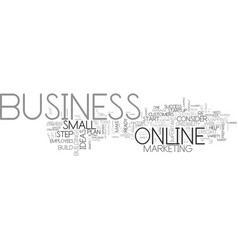 are you ready for a successful online business vector image vector image